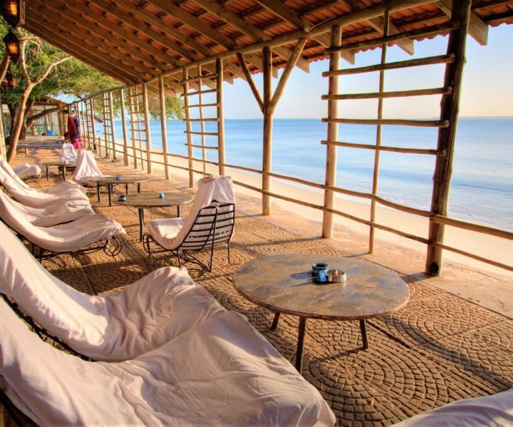 Das Mediterraneo Hotel in Dar es Salaam - direkt am indischen Ozean