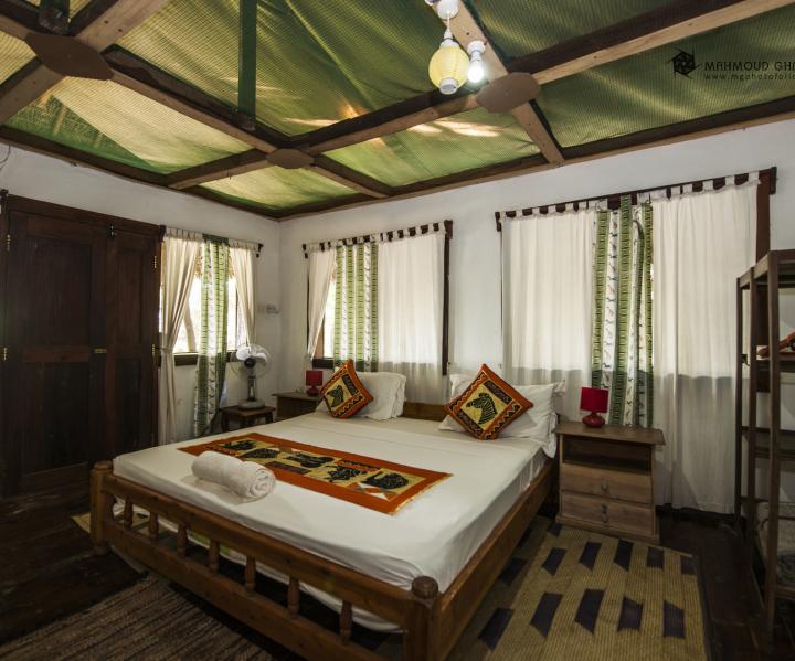 Selous Jimbiza Lodge in Tansania