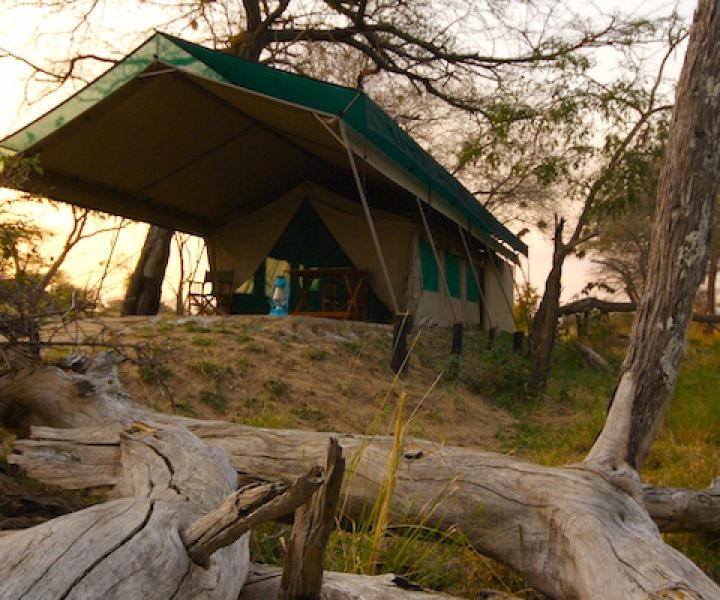 Selous Manze Lodge Tansania