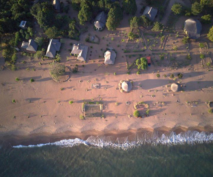 Mbambabay Bio Camp am Lake Nyasa Tansania
