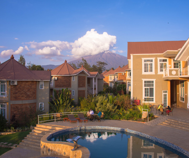 Masailand Lodge Arusha