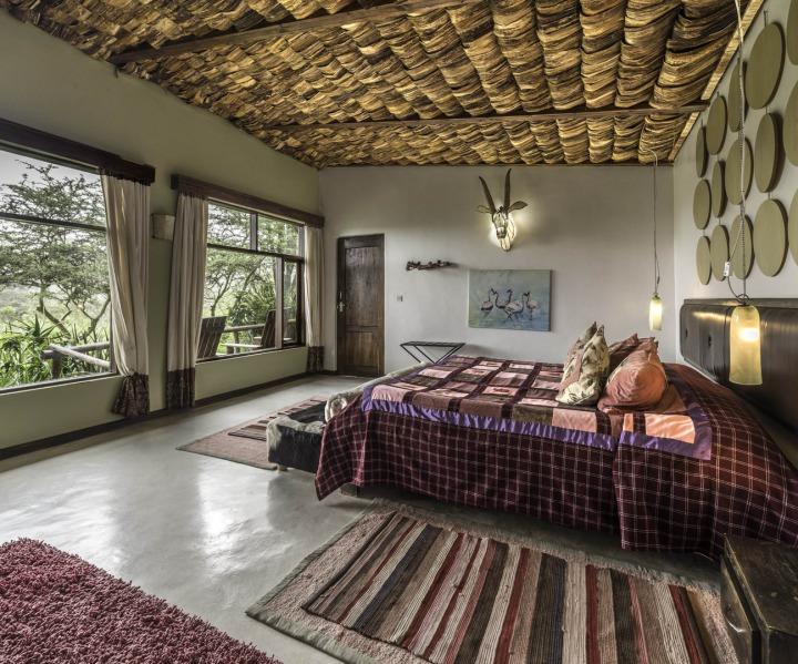 Hatari Lodge im Arusha Nationalpark