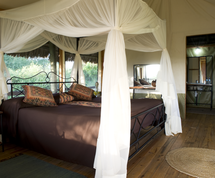 Lake Burunge Camp im Tarangire Nationalpark