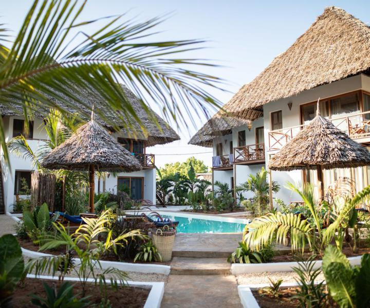 Aluna Beach Hotel Nungwi Sansibar