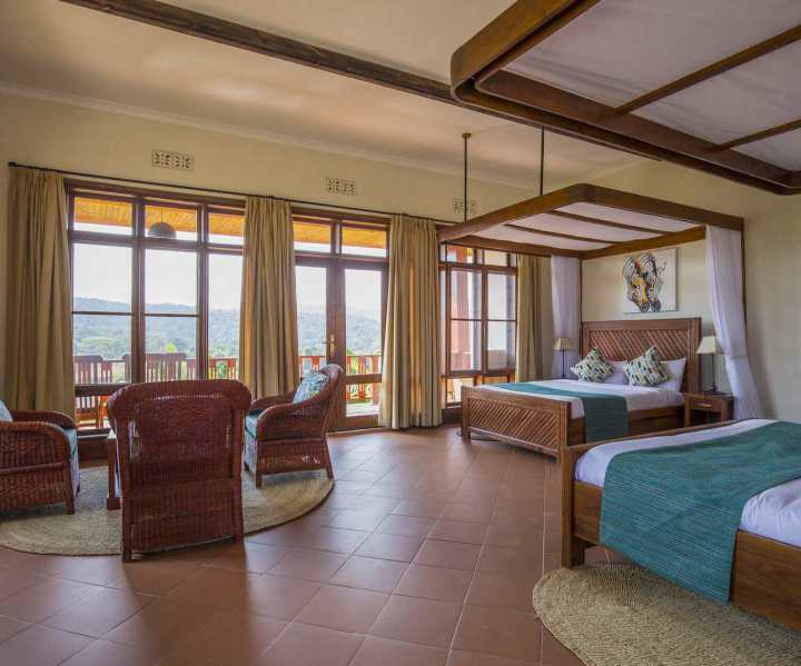 Ngorongoro Coffe Lodge Karatu