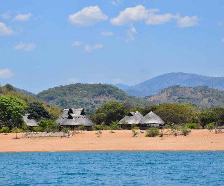 Mbambabay nachhaltiges Bio Camp Lodge im Süden Tansanias