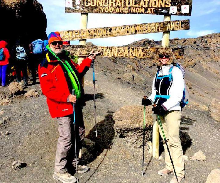Kilimanjaro Besteigung - das Dach Afrikas
