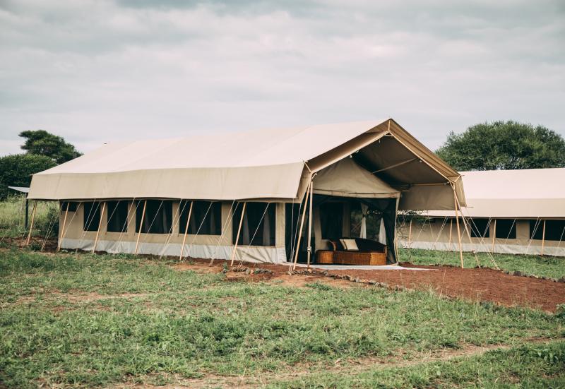 Tortillis Camps Tansania