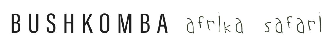 Bushkomba Afrika Safari Logo